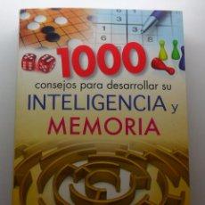 Libros de segunda mano - 1000 consejos para desarrollar su inteligencia y su memoria - Servilibro - Test - 54502615