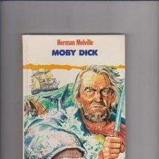 Libros de segunda mano: HERMAN MELVILLE - MOBY DICK - GRAFALCO EDITORIAL 1991 / ILUSTRADO. Lote 54508767