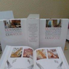 Libros de segunda mano: IDEA MADERA. IDEA BOOKS.. Lote 54515299