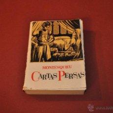Libros de segunda mano: CARTAS PERSAS - MONTESQUIEU - EDITORIAL FAMA - FI2. Lote 54515774