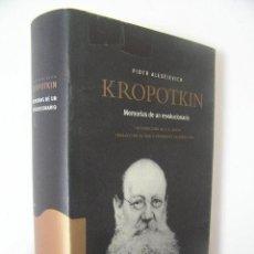 Libros de segunda mano: KROPOTKIN,PIOTR ALEXEIEVICH,2004,KRK ED,REF MARX BS12. Lote 54533915