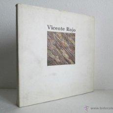 Libros de segunda mano: VICENTE ROJO. EDITORIAL MINISTERIO DE CULTURA.1985. VER FOTOGRAFIAS ADJUNTAS. Lote 54542374