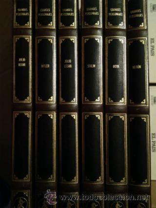 GRANDES PERSONAJES JULIO VERNE EDICION CONMEMORATIVA 75 ANIVERSARIO EDITORIAL LABOR (Libros de Segunda Mano - Historia - Otros)