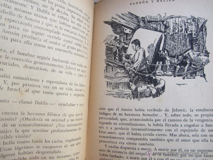 Libros de segunda mano: coleccion robinsones n. 2 , sanson y dalila , R. Dan , 1953 - Foto 5 - 105137280
