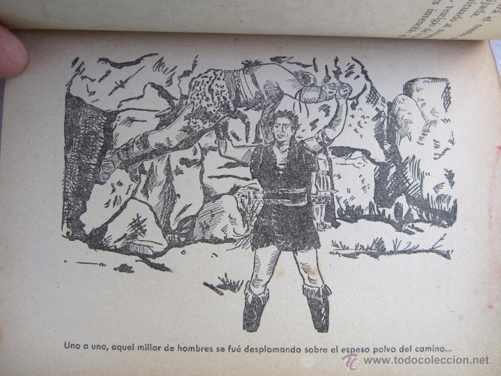 Libros de segunda mano: coleccion robinsones n. 2 , sanson y dalila , R. Dan , 1953 - Foto 6 - 105137280