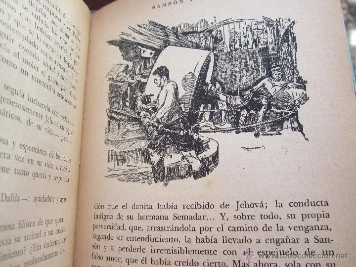 Libros de segunda mano: coleccion robinsones n. 2 , sanson y dalila , R. Dan , 1953 - Foto 9 - 105137280