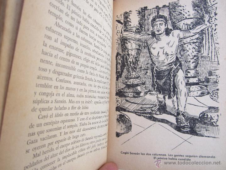 Libros de segunda mano: coleccion robinsones n. 2 , sanson y dalila , R. Dan , 1953 - Foto 10 - 105137280