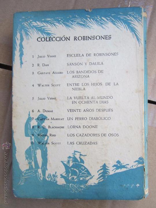 Libros de segunda mano: coleccion robinsones n. 2 , sanson y dalila , R. Dan , 1953 - Foto 11 - 105137280