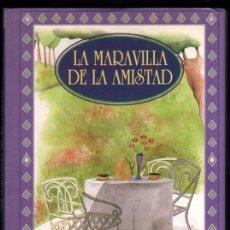 Libros de segunda mano: LA MARAVILLA DE LA AMISTAD - LUCILE TRAVERS - ILUSTRADO - PEQUEÑO FORMATO *. Lote 54611906