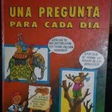 Libros de segunda mano: UNA PREGUNTA PARA CADA DIA SUSAETA EDICIONES 1980 TAPA DURA. Lote 210601017