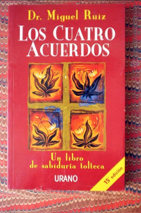 4 ACUERDOS TOLTECAS LIBRO EPUB