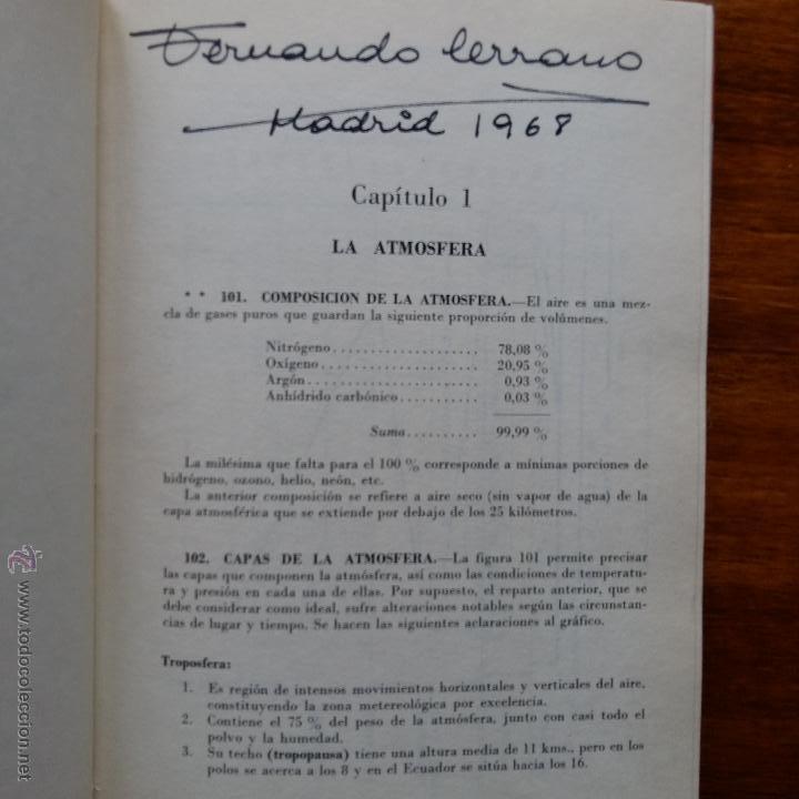 Libros de segunda mano: CURIOSO LIBRO RECONSTRUIDO DE TABLAS NAUTICAS, NAVEGACION ASTRONOMICA AÑOS 50-60. APUNTES A MANO - Foto 2 - 54694443