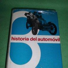 Libros de segunda mano: RARO LIBRO HISTORIA DEL AUTOMOVIL KURT HÜNNINGHAUS 1963 AUTOMOVILISMO COCHE AUTO. Lote 54696302