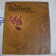 Libros de segunda mano: ARTE BARROCO. Lote 54730761