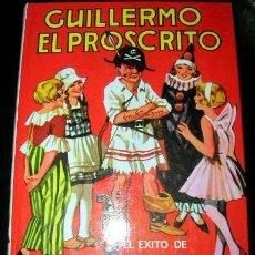 GUILLERMO EL PROSCRITO RICHMAL CROMPTON