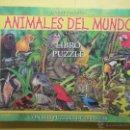 Libros de segunda mano: ANIMALES DEL MUNDO. CON SEIS PUZZLES DE 48 PIEZAS. GARRY FLEMING.. Lote 54742685