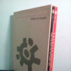Libros de segunda mano: PABELLÓN DE ESPAÑA, EXPOSICIÓN UNIVERSAL DE SEVILLA 1992, 2 LIBROS IDIOMA INGLES / PERFECTO ESTADO. Lote 54749393