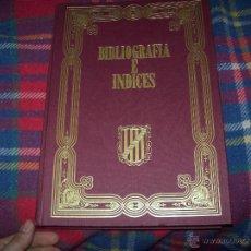 Libros de segunda mano: LAS BALEARES,POR LA PALABRA Y EL GRABADO. BIBLIOGRAFÍA E ÍNDICES. TOMO X. 1993. MALLORCA, IBIZA. Lote 218847021