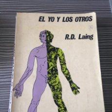 Libros de segunda mano: EL YO Y LOS OTROS. Lote 54754314