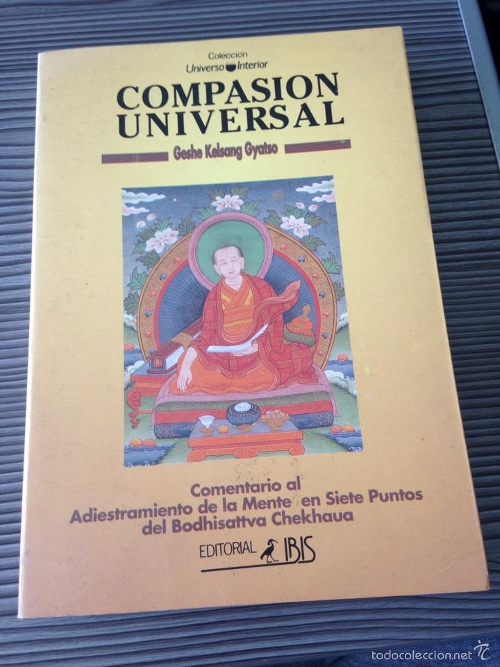 COMPASIÓN UNIVERSAL (Libros de Segunda Mano - Pensamiento - Otros)
