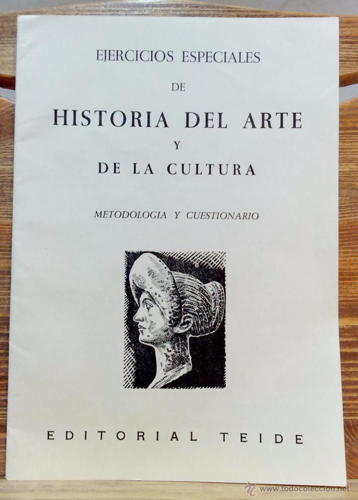 ejercicios especiales de historia del arte y de comprar en
