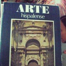 Libros de segunda mano: COLECCIÓN ARTE HISPALENSE - HERNÁN RUIZ II - ANTONIO DE LA BANDA Y VARGAS. Lote 54781029