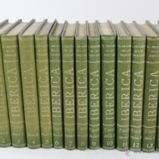 Libros de segunda mano: L-3328 REVISTA IBERICA EL PROGRESO DE LA CIENCIAS Y DE SUS APLICACIONES 15 TOMOS AÑOS 1945-52. Lote 54782319