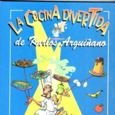 Libros de segunda mano: LA COCINA DIVERTIDA DE KARLOS ARGUIÑANO (DEBATE, 1997). Lote 54787712