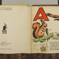 Libros de segunda mano: 7159 - ABECEDARIO DE LOS ANIMALITOS. ALEJANDRO COLL. EDI. MOLINO. 1944.. Lote 95414595