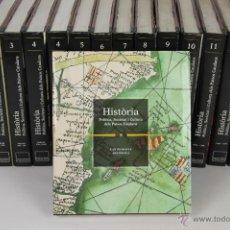 Libros de segunda mano: 6924 - HISTÓRIA,15 VOLUMENES. VV. AA.(VER DESCRIP). EDI. ENCICLOPEDIA CATALANA. 1995-97.. Lote 51923799