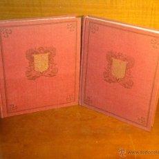 Libros de segunda mano: HISTORIA GRAFICA DE ESPAÑA - (2 VOL. OBRA COMPLETA).-BALLESTER ESCALAS, RAFAEL. Lote 54795355
