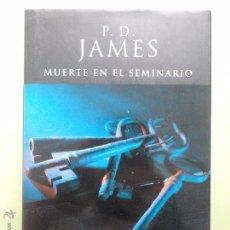 Libros de segunda mano: MUERTE EN EL SEMINARIO. JAMES. . Lote 54806985