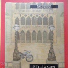 Libros de segunda mano: EL PECADO ORIGINAL. JAMES . . Lote 54807674