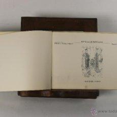 Libros de segunda mano: 5263-ALEXANDER CIRICI. BOTIGUES DE BARCELONA Y LA BARCELONA TENDRE. EDIT. LUMEN.1975/1979.. Lote 45497427