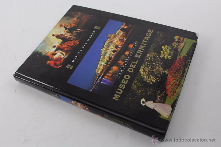 L-3340 MUSEO DEL ERMITAGE. SAN PETERSBURGO. MUSEOS DEL MUNDO 2005 (Libros de Segunda Mano - Bellas artes, ocio y coleccionismo - Otros)