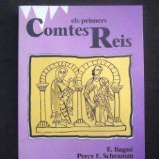 Libros de segunda mano: E. BAGUÉ ET AL.: H. DE CATALUNYA, VOL. 4: ELS PRIMERS COMTES REIS, VICENS-VIVES, 1991. Lote 54850771