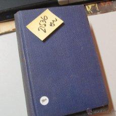 Libros de segunda mano: OBRAS COMPLETAS III LOS PASOS DE ULLOAEMILIA PARDO BAZÁNTELA10,00. Lote 54879436