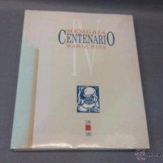 Libros de segunda mano: 519- MEMORIA CENTENARIO MARIA PITA 1589-1989 CAIN GRAFICO SL 1990. Lote 54885680