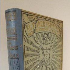 Libros de segunda mano: EL PODER ESPIRITUAL . Lote 54894480