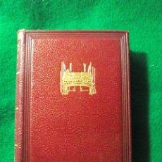 Libros de segunda mano: LLIBRE DE POBLET .- MANUEL DE MONTOLIU .- EDITORIAL SELECTA 1955 .- PRIMERA EDICIO. Lote 54925983
