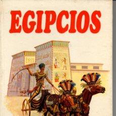 Libros de segunda mano: PUEBLOS DEL PASADO : EGIPCIOS (MOLINO, 1979). Lote 54951474