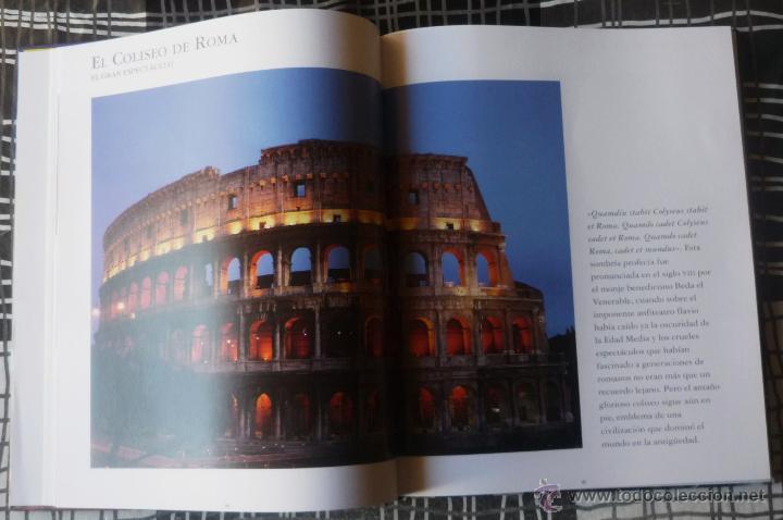 Libros de segunda mano: LIBRO 8 MARAVILLAS DEL MUNDO MODERNO. COMPLETAMENTE NUEVO - Foto 4 - 54960938