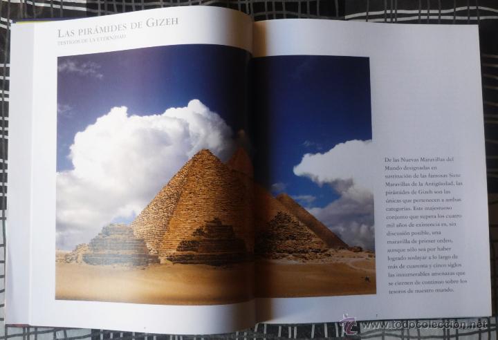 Libros de segunda mano: LIBRO 8 MARAVILLAS DEL MUNDO MODERNO. COMPLETAMENTE NUEVO - Foto 5 - 54960938