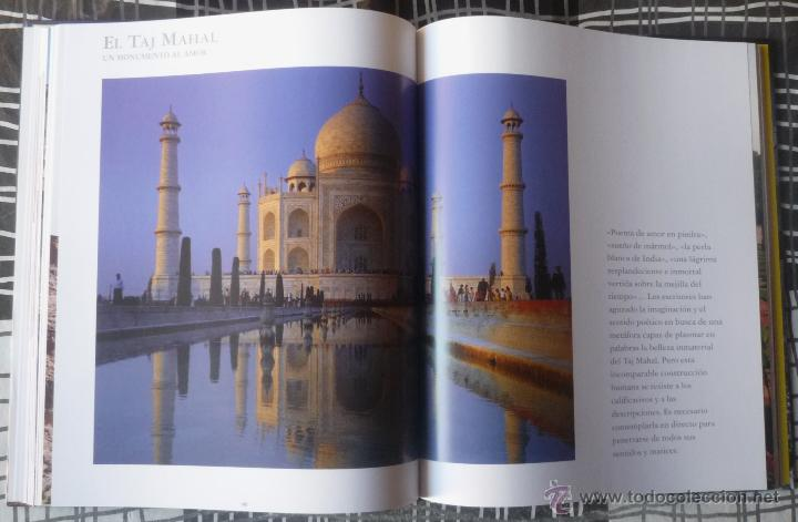 Libros de segunda mano: LIBRO 8 MARAVILLAS DEL MUNDO MODERNO. COMPLETAMENTE NUEVO - Foto 6 - 54960938