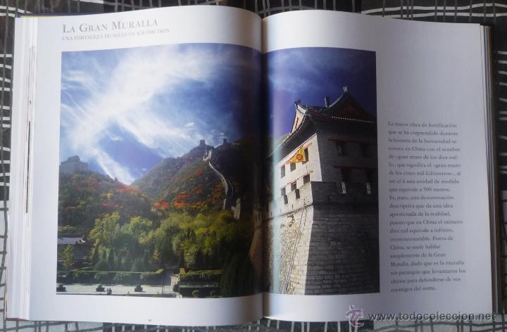 Libros de segunda mano: LIBRO 8 MARAVILLAS DEL MUNDO MODERNO. COMPLETAMENTE NUEVO - Foto 7 - 54960938