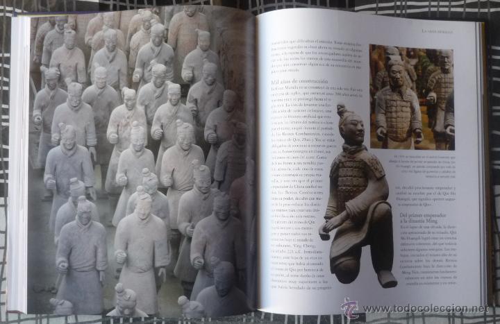 Libros de segunda mano: LIBRO 8 MARAVILLAS DEL MUNDO MODERNO. COMPLETAMENTE NUEVO - Foto 8 - 54960938