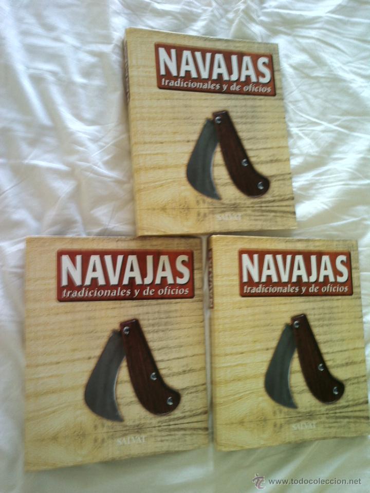 Navajas tradicionales y de oficios 69 fasc cu comprar for Archivadores metalicos segunda mano