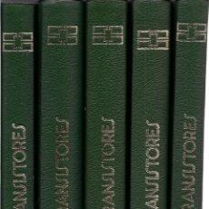 Libros de segunda mano: TELEVISIÓN CON TRANSISTORES. 5 VOLS., DE MANUEL CABALLERO DÍEZ Y PEDRO MORA FIGUEROA. (1974). Lote 54973751
