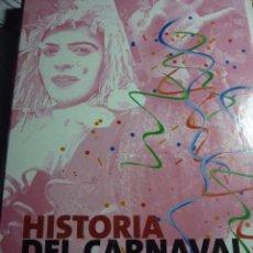 Libros de segunda mano: HISTORIA DEL CARNAVAL DE LOS AÑOS 70. CRUZCAMPO. DIARIO DE CÁDIZ. . Lote 54980895