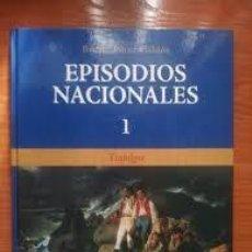 Libros de segunda mano: EPISODIOS NACIONALES TRAFALGAR. Lote 55025855